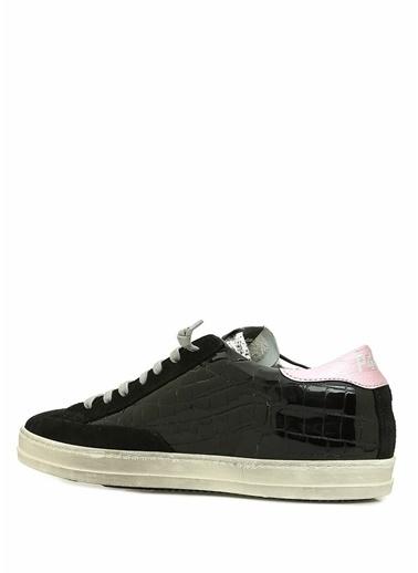 P448 Sneakers Siyah